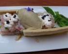 Tartare de poisson, sorbet à l'huître © GP