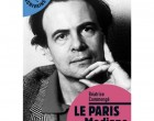 Quel Paris pour Patrick Modiano?