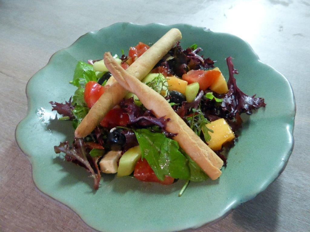 Salade méditerraneenne ©AA