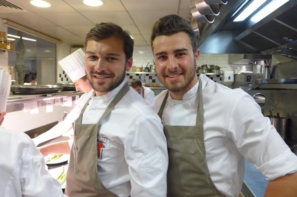 Thibault Sombardier et Kevin d'Andrea © GP