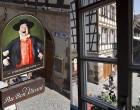 Strasbourg: le Bon Vivant vu par Maurice Rougemont