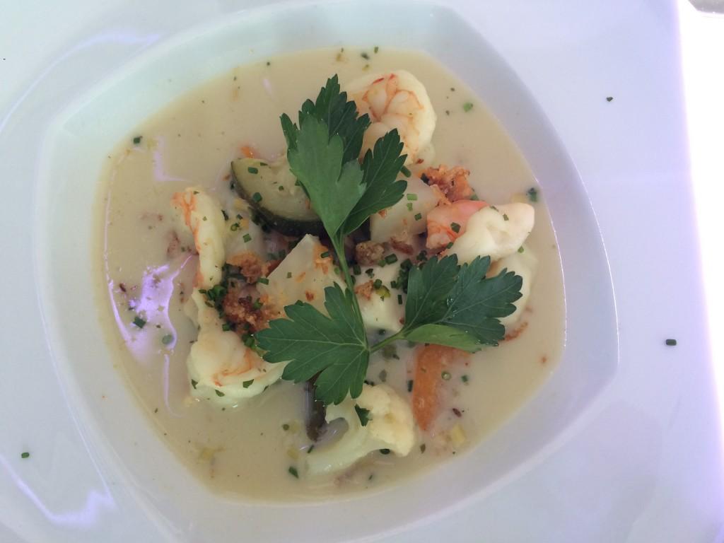 Crevettes façon thaï ©GP