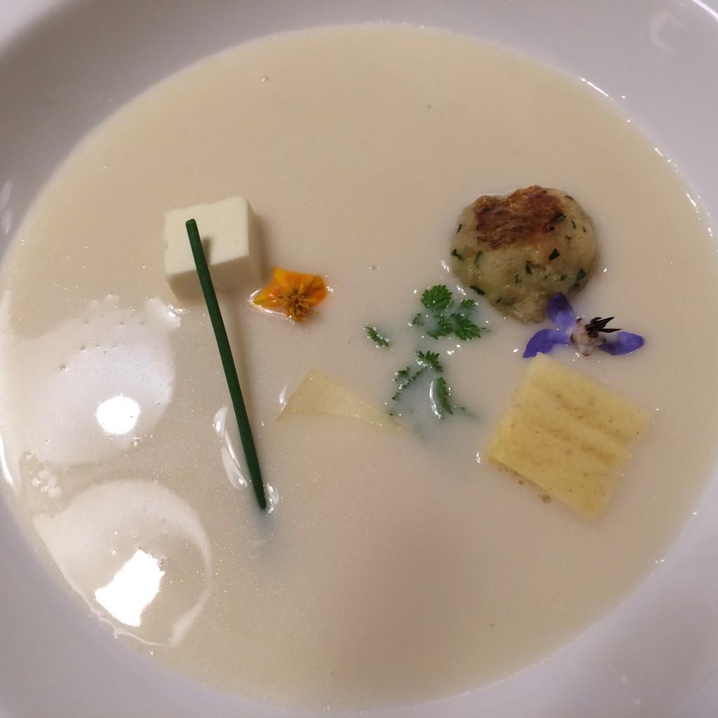 Soupe au fromage de Paznaun © GP