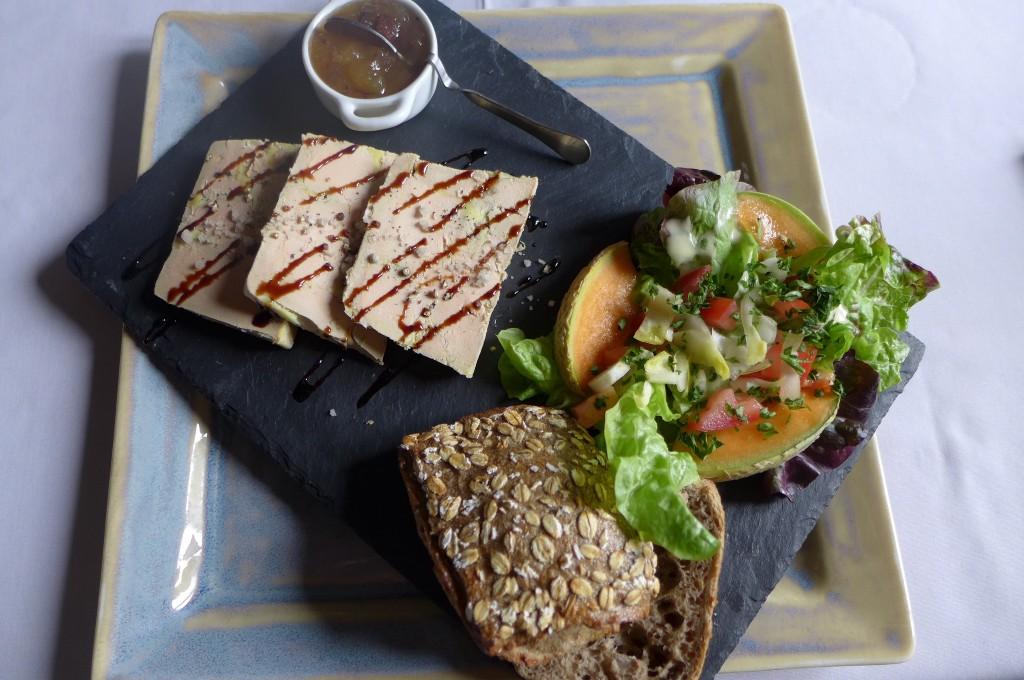 Foie gras maison © GP