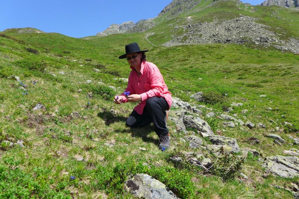 Marc Veyrat au Tyrol © GP