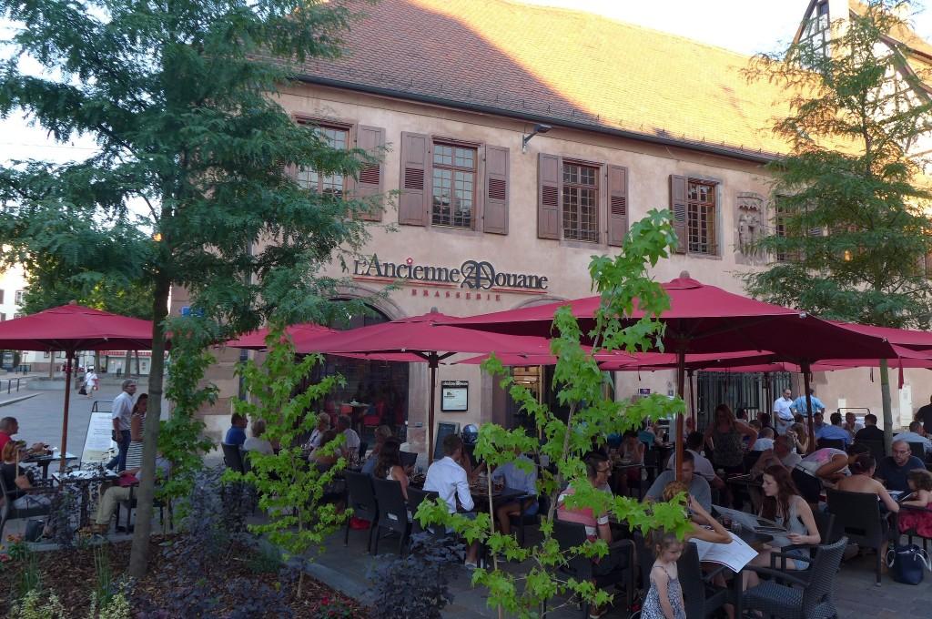 L 39 ancienne douane restaurant haguenau la bonne surprise for Restaurant au jardin haguenau