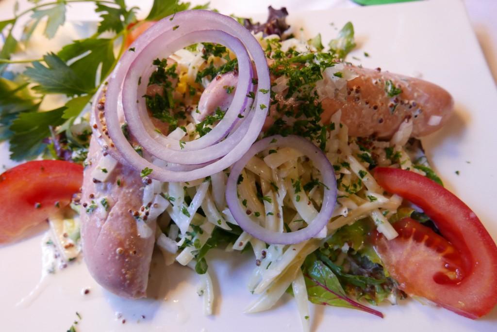 Salade mixte © GP