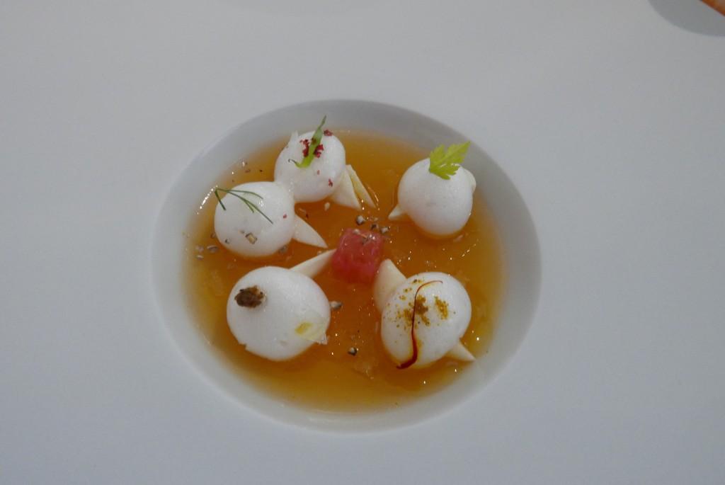 Melon meringué © GP
