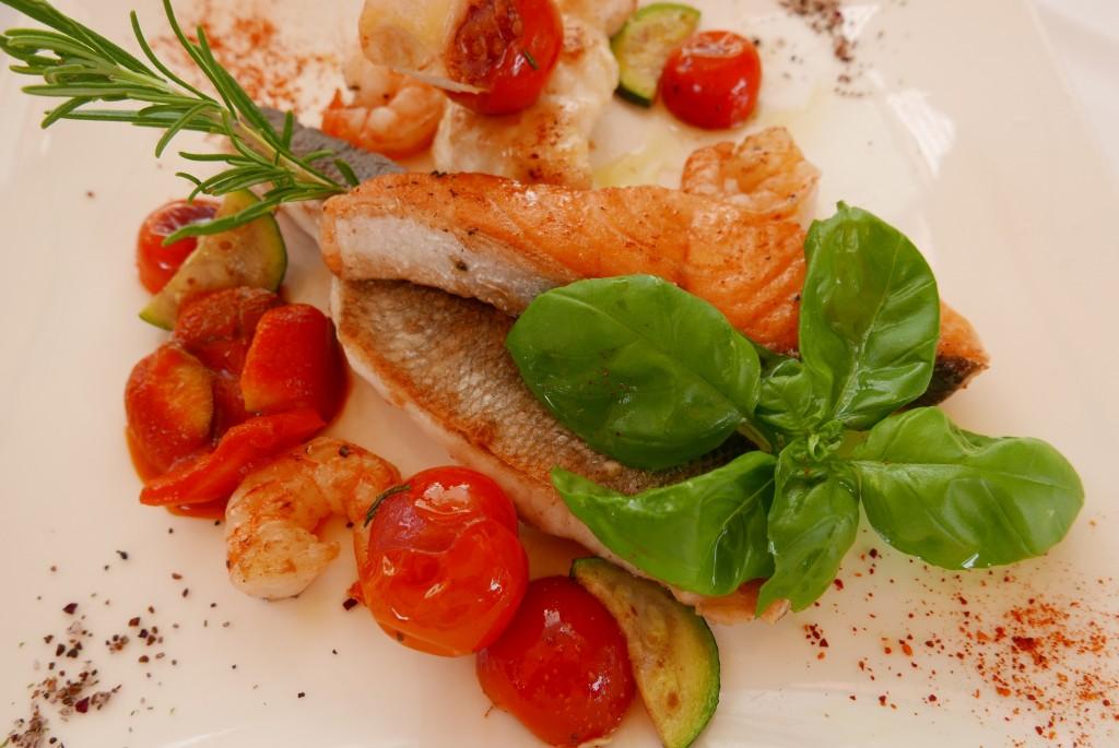 Mix-grill de poissons © GP