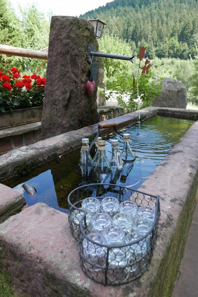 La fontaine à schnaps © GP