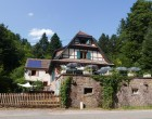 Auberge-Café Cascade du Nideck - Oberhaslach