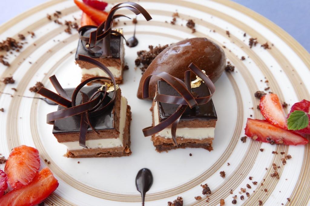 Déclinaison chocolat © GP