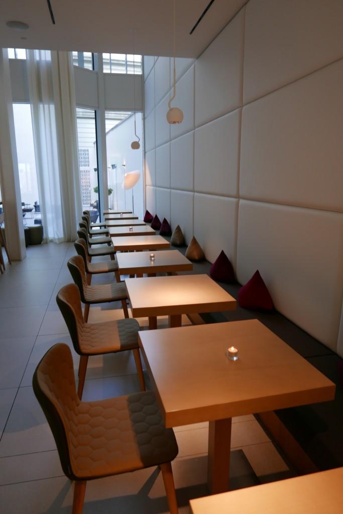 Espace lounge au Passage © GP