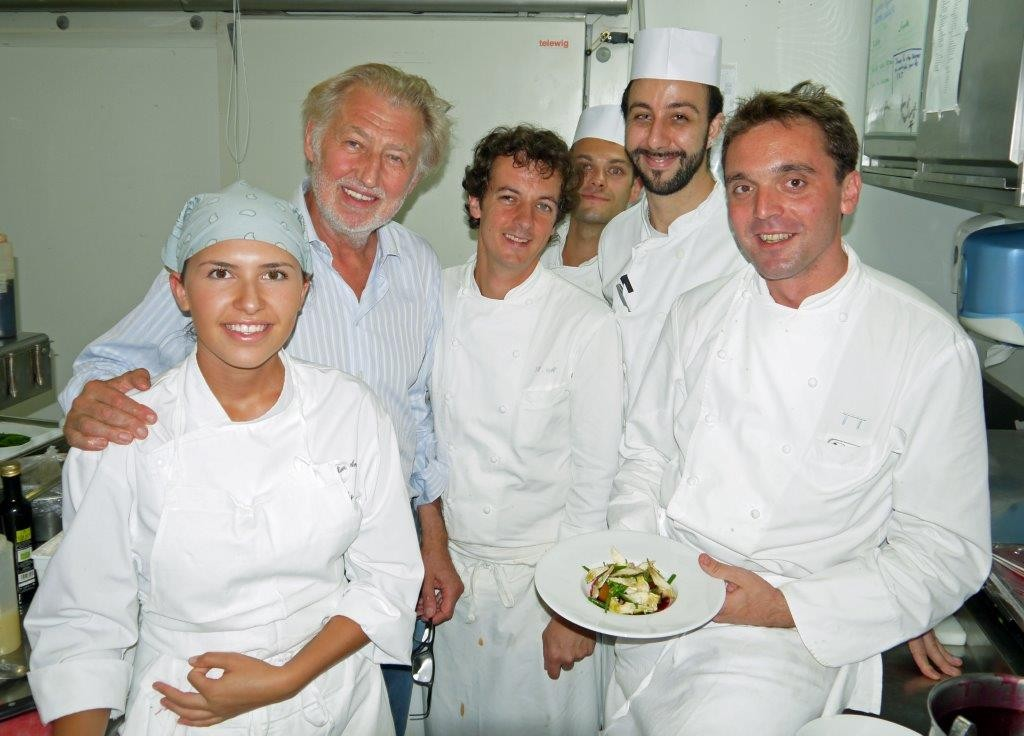 Pierre Gagnaire, The Michelin Chef