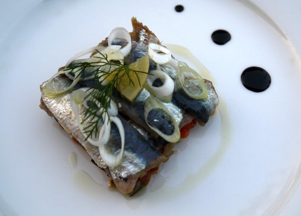 Sardines marinées ©AA