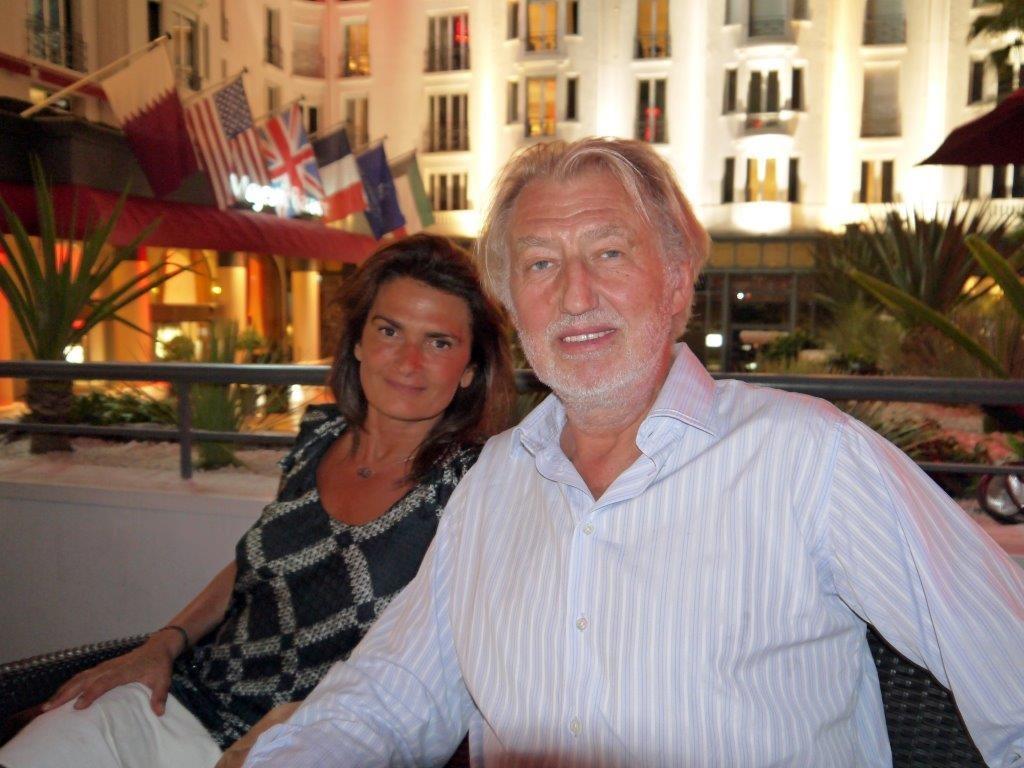 Sylvie et Pierre Gagnaire ©AA
