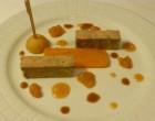 Foie gras au rhum-verveine ©DC