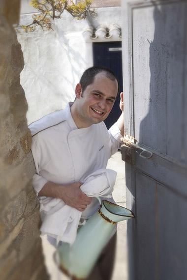 Europe/France/Ouest/Atlantique/Vendée/Ile de Noirmoutier/L'Herbaudière/la Marine. Chef de cuisine: Alexandre Couillon