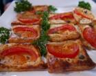 Pizzette à la tomate © GP