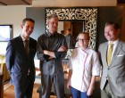 Il Giardino à l'hôtel Guarda Golf - Crans-Montana