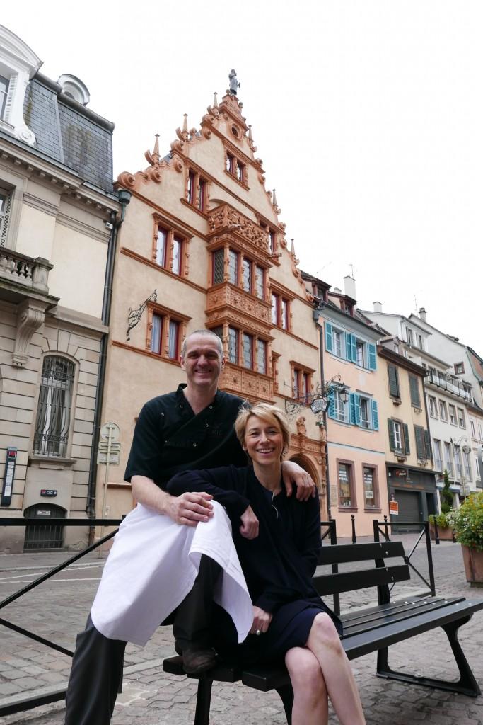 Eric et Marylin Girardin © GP