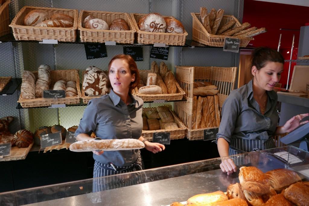 Service du pain © GP