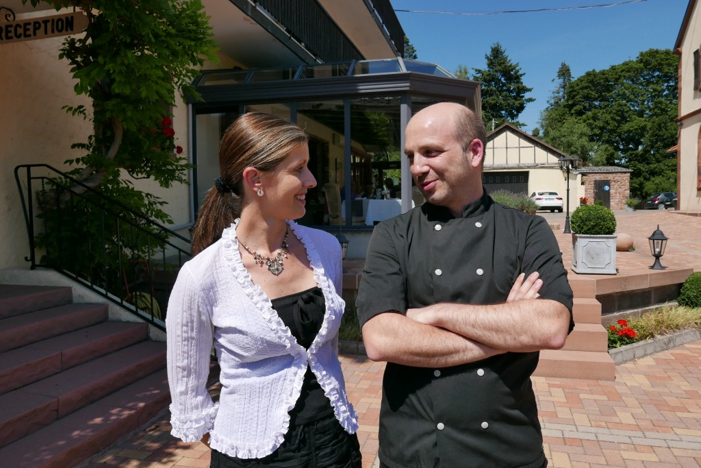 Aurélie et Olivier Gihr © GP
