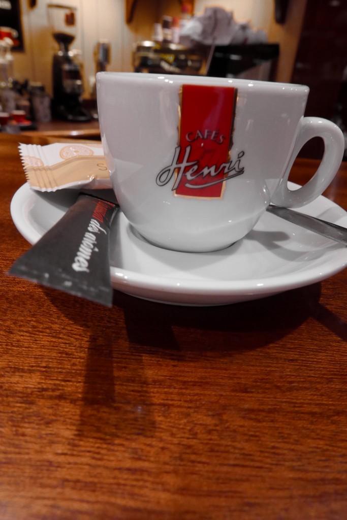 Un café ©GP