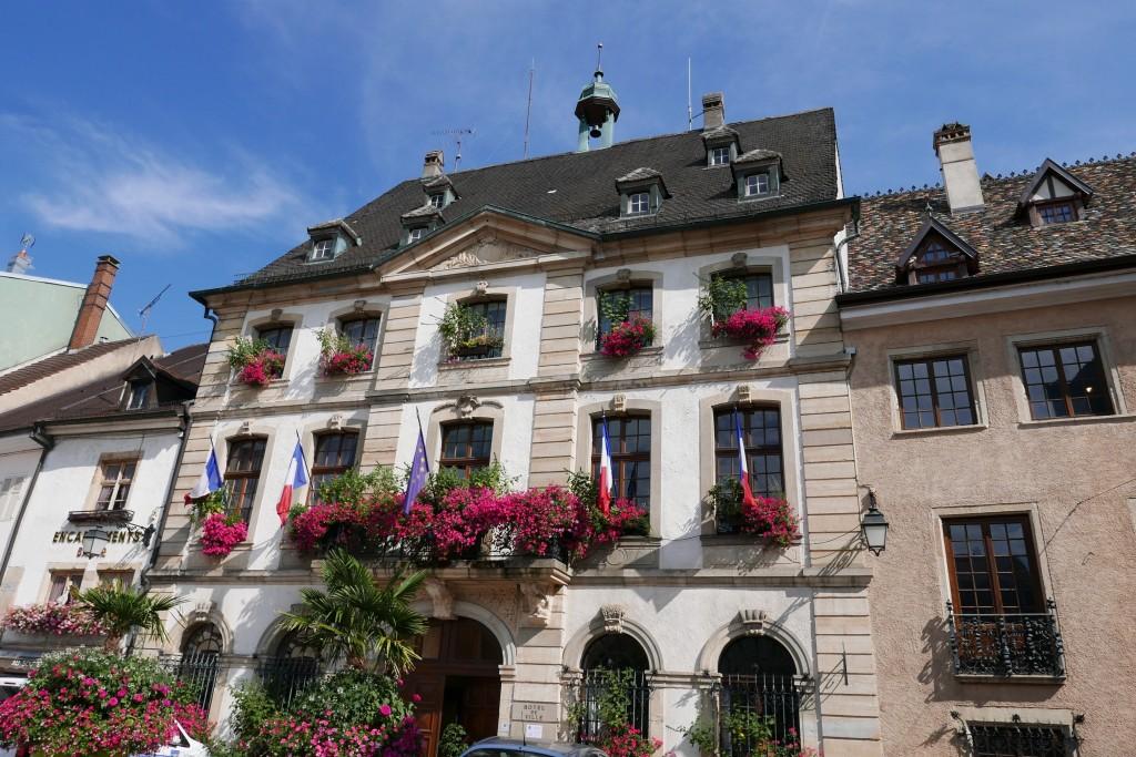 Hôtel de ville d'Altkirch © GP