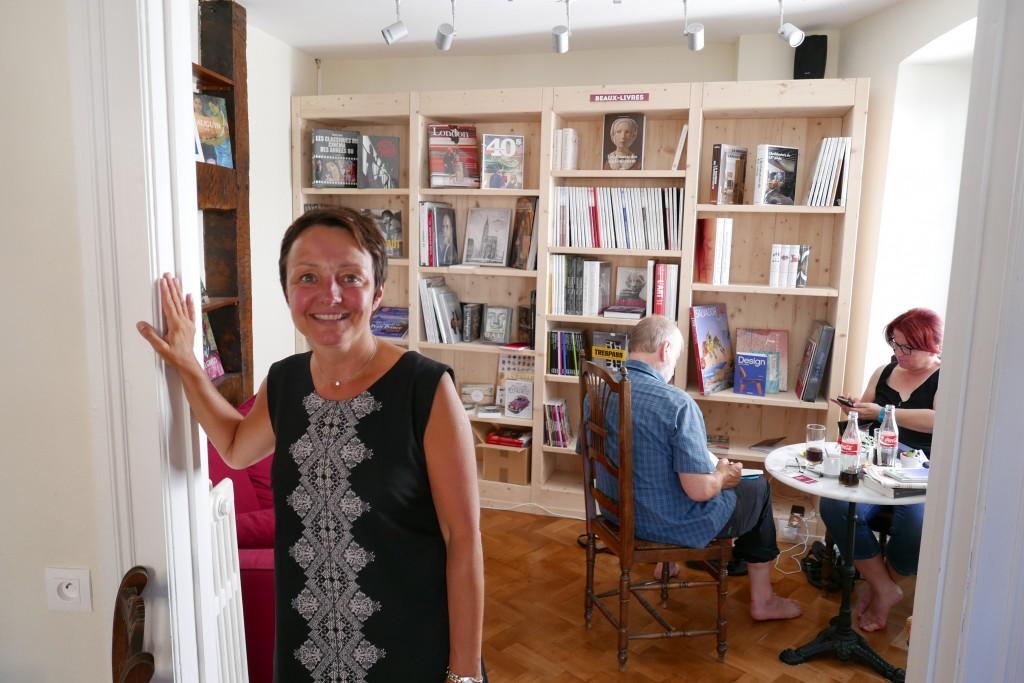 Geneviève Randé ©GP