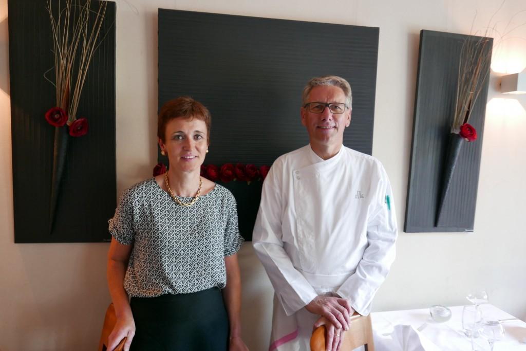 Véronique et Jean-Bernard Hermann © GP