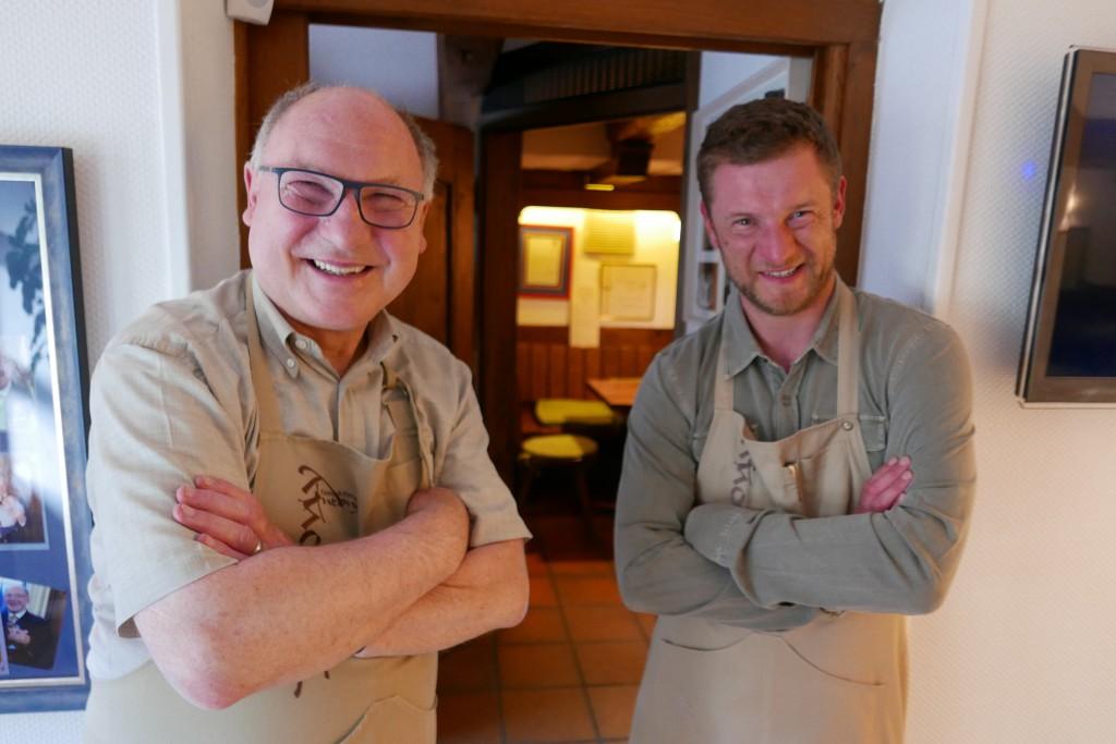 Bernard et Jean-François Antony © GP