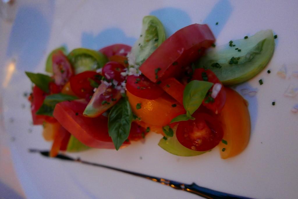 Tomates en couleur © GP