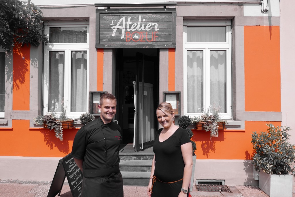 Alexandre et Elodie © GP