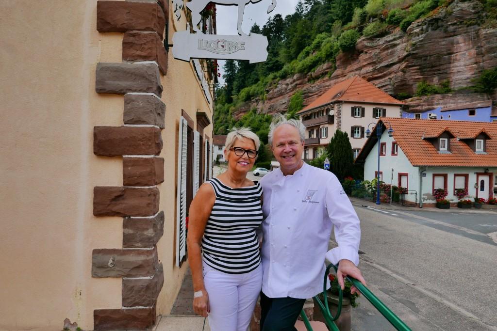 Brigitte et Gilles Stutzmann © GP