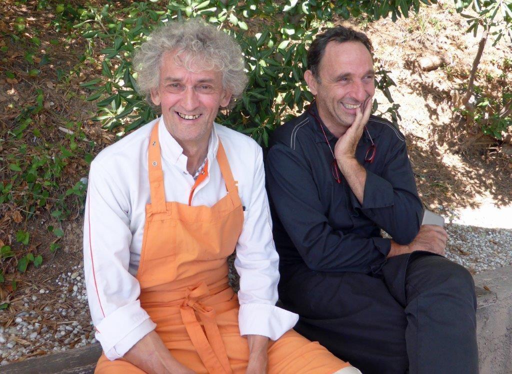 Laurent Tarridec et Stephane Demichelis © AA