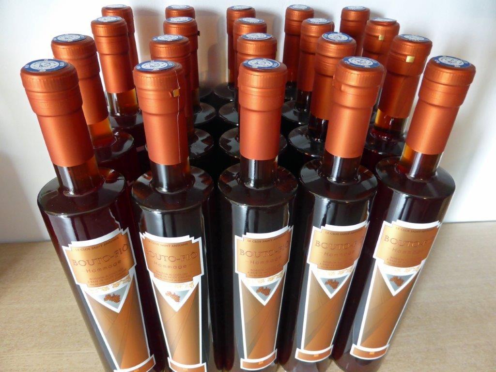 Le vin cuit à l'ancienne ©AA