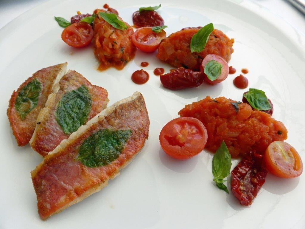 Filets de rouget © AA