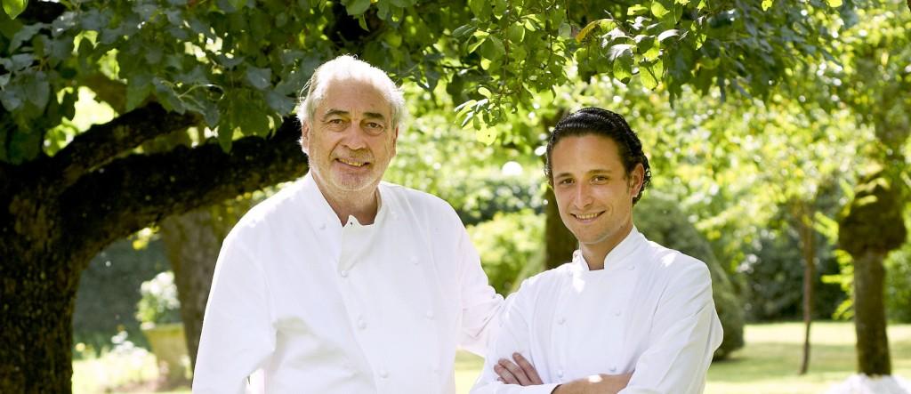 Marc et Pierre Meneau © DR