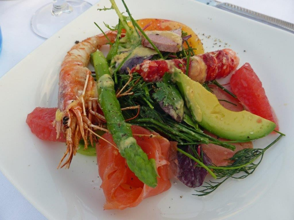Salade Dagafjord ©AA