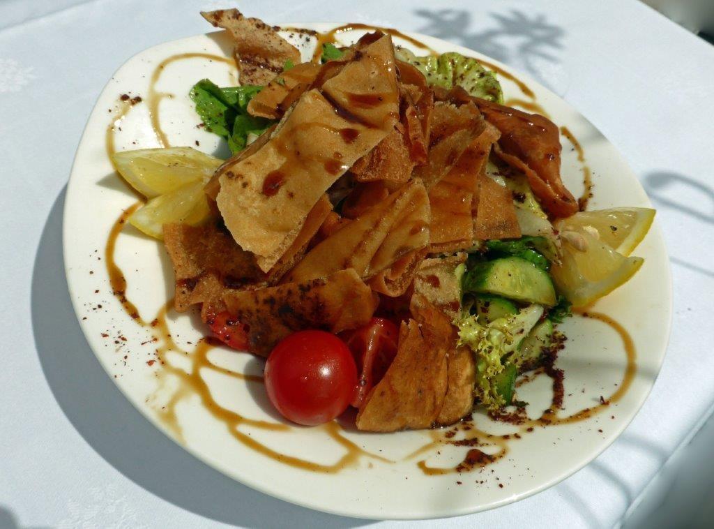 Salade Fattouche ©AA