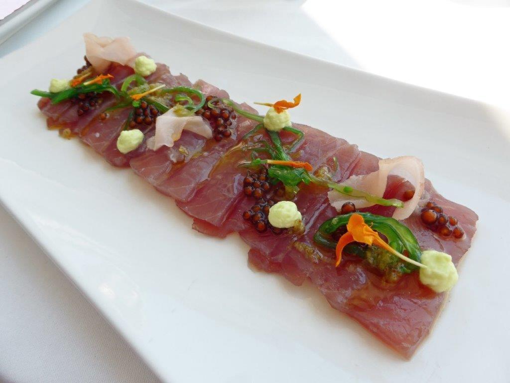 Sashimi de thon rouge ©AA