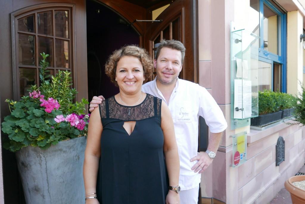 Cynthia et Lutz Janisch © GP