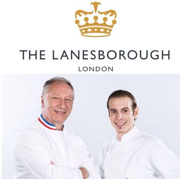 Eric Frechon The Lanesborough