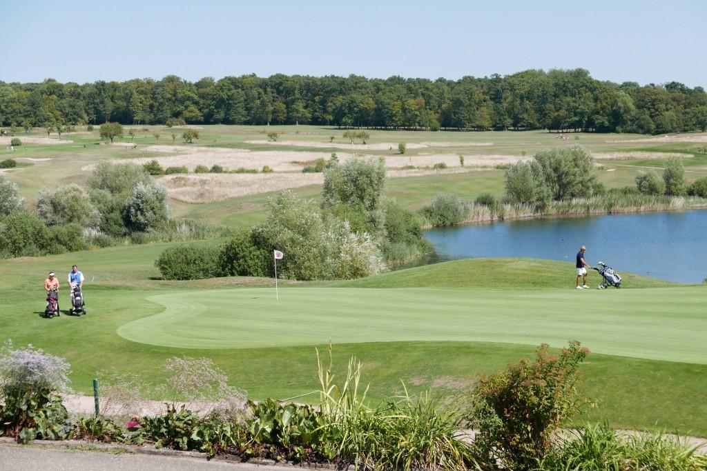 Sur le golf © GP