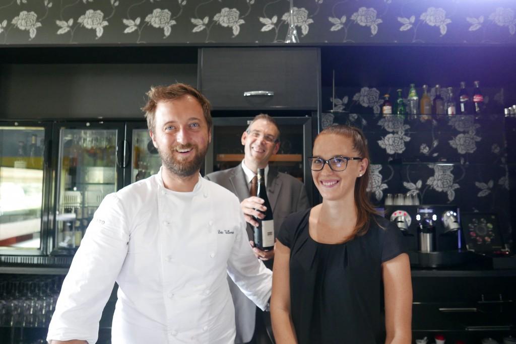 Loï, Marylène et Denis © GP