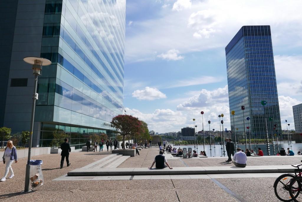 L'esplanade ©GP