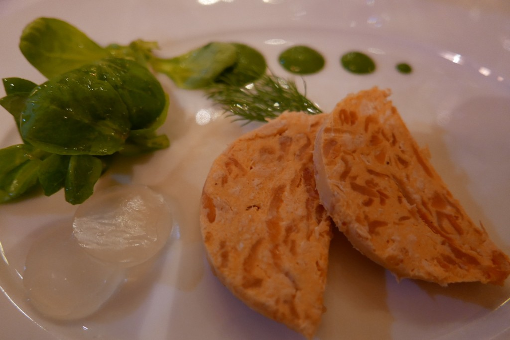 Rillettes de saumon © GP