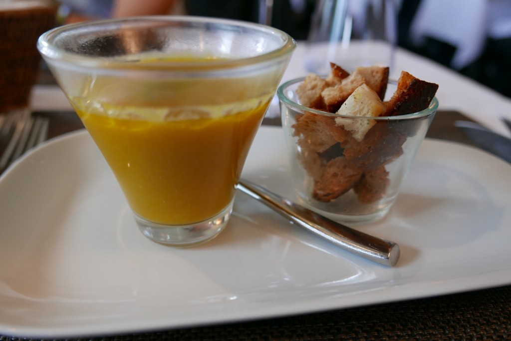 Soupe poireaux-pommes de terre © GP