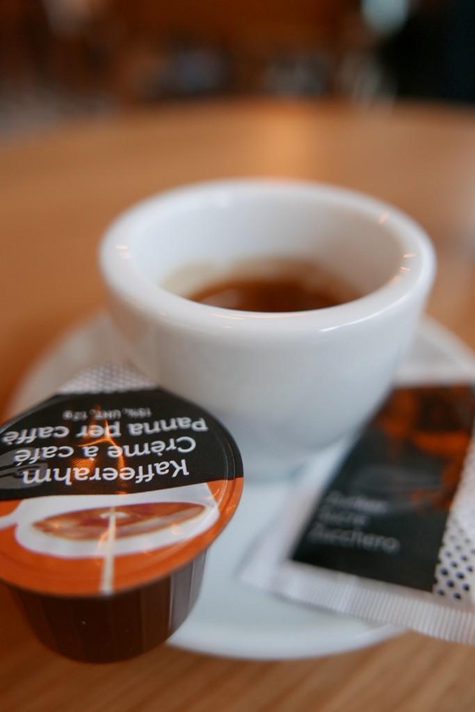 Le café © GP